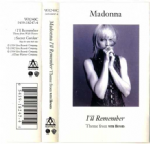 I'LL REMEMBER - UK CASSETTE (W0240C)
